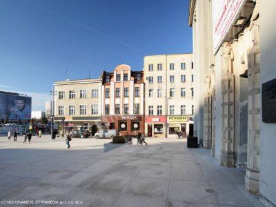 Pokoje noclegowe w hostelu przy rynku